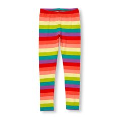 s Printed Leggings - Red - The Children's Place