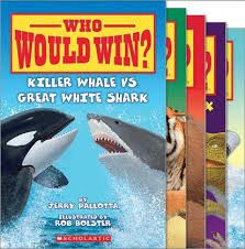 Love the idea of these books.  Could use when we do animal research.  This post shows how the class chose their own animals and did research on them to include facts and comparisons.