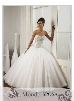MoriLee  bridalcollection  ballgown Abiti Da Sposa Vaporosi 0711aca7b1a