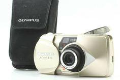 [MINT w/ Case] Olympus mju II 110 35mm Film Camera AF Zoom Lens From Japan 244 #Olympus 35mm Film, Film Camera, Zoom Lens, Olympus, Mint, Japan, Ebay, Japanese, Peppermint