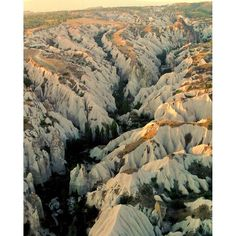 #Turkey - when I visited, just after a war, there were no tourists. Bargain prices for some amazing places. #hotairballoon ride of #cappadocia on a #backpacker #travelbudget wouldn't normally be there. AMAZING! Our guide took us down to touch the treetops