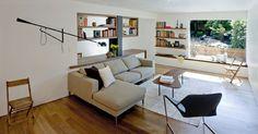 Sunset District Residence Remodel - Family Room 1 modern-family-room