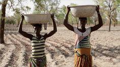Living Water International-Women's Water Crisis