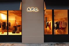 A.P.C. Opens New Berlin Store