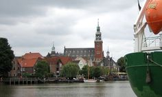Hafen Leer   -   Bilder aus Ostfriesland
