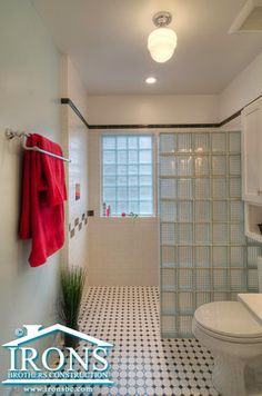 Ballard Bathroom Remodel - midcentury - Bathroom - Seattle - Irons Brothers Construction Inc
