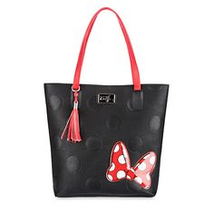 Minnie Mouse ''Minnie Mania'' Tote by Disney Boutique