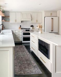 Purposeful Design + Thoughtful Living: Explore inspiring spaces from our community and share your own with Kitchen Reno, New Kitchen, Kitchen Remodel, Kitchen Design, Schoolhouse Electric, Cool Kitchens, Building A House, House Plans, Sweet Home