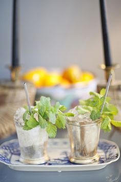 Mint juleps, anyone? (photo by Jade McCully for Matchbook)