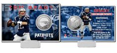 Hot new product: New England Patri... Buy it now! http://www.757sc.com/products/new-england-patriots-silver-mint-coin-card-limited-edition-of-5000?utm_campaign=social_autopilot&utm_source=pin&utm_medium=pin