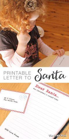 Free printable lette