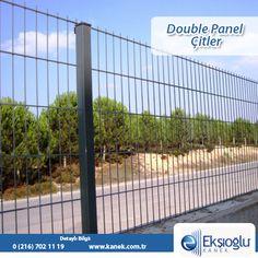 #Double #Panel #Çit