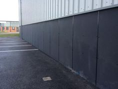 Building cladding with Stokbord Sheet