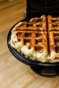 My Favorite Recipes from 2013 | TheFoodCharlatan.com (Liege Waffles with Pearl Sugar)