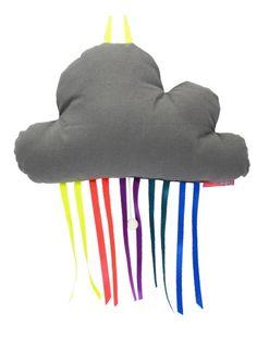 Boite à musique nuage gris