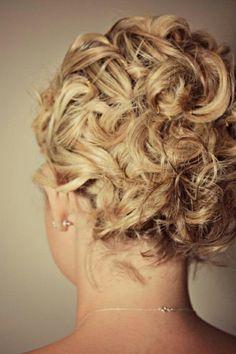 Wedding Hair Ideas - Bride