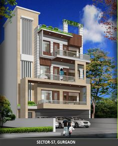 3 BHK Independent floor with ultra luxurious facility and amenity are for sale in DLF Phase II, Gurgaon