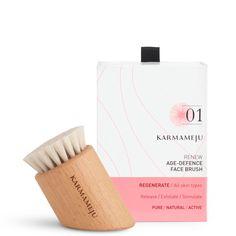 RENEW face brush 01 / 01, Face, Skincare | Karmameju