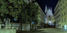 Un paseo por las viejas iglesias de Viena - http://www.absolutaustria.com/un-paseo-por-las-viejas-iglesias-de-viena/