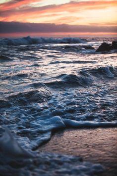 Sunset waves at Laguna Beach. [OC][4480 x 6720] - lotsofthingstohate - #travel #photography #adventure #amazing #beautiful