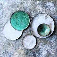 Lisa Ommanney | Vulcan Black | Plates | @_lisaomm_ceramics_ . . . . #ceramics274 #ceramics #pottery #interior #home #hackney #hoxton #monochrome #keramik #minimal #minimallove #tableware #design #wholesale #lovemyjob #columbiaroad #londonmakers #earthy #studio #maker #craft #craftsmanship #madeinlondon #clay #stoneware #glaze #makerspace #pottersofinstagram #popupshop #instaceramics