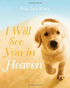 Book I Will See You in Heaven- Heartfelt Hope of Reuniting One Day Pet Los #Generic