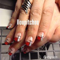 Image - - Déco d'ongle en gel nail art - Skyrock.com
