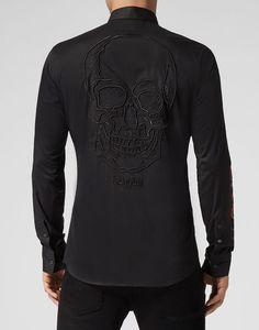 Adora Batbrat, Phillips Plein, Men's Style, Long Sleeve Tees, Fall Winter, Skull, Hoodie, Mens Fashion, Star