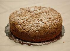 Buttercrumb Coffee Cake - Sweet Ali's Gluten Free Bakery - Hinsdale, IL. www.sweetalis.com
