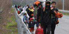 اوروبا وتركيا تتفقان علي حل ازمة الاجئين