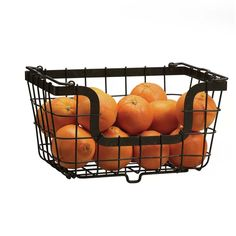 Gourmet Basics by Mikasa Fruit Basket & Reviews | Wayfair