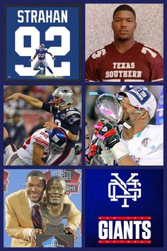 e5e2617fe17 Michael Strahan —Career highlights & awards SB champion (XLII) Pro Bowl  First-team All-Pro Second-team All-Pro NFL sacks leader NFL Defensive  Player of the ...