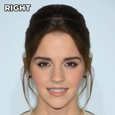 Here's What 15 Celebs Would Look Like If Their Faces Were Symmetrical