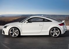 2010 Audi TT RS...so in love with this car...