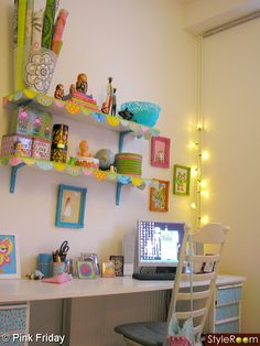 Crafts for kidsroom