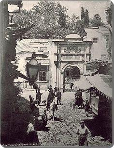 #Eyüp Sultan camii - 1880 ler