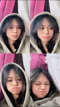 Photo Collage Template, Yoona, Winter Hats, Selfie, Beautiful, Random, Overlay, Chill, Profile