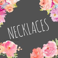 Paparazzi Jewelry Album cover - necklaces
