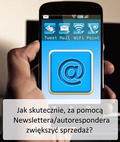 Jak za pomocą autorespondera/ newslettera zwiększyć sprzedaż? - Vika Nova