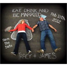 DIY Wedding invitations - so cute! =D