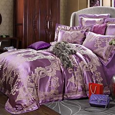romantic heartshaped 4 piece cotton bedding sets with active printing bedding sets king size bedding sets and king size