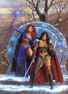 larry elmore - dragon magazine #310 cover