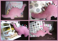 troppo carino questo doudousauro!!!
