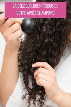 Voici 17 Astuces pour cheveux bouclés qui vont totalement changer votre vie ! Ce n'est pas parce qu'on a des cheveux bouclés que...