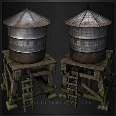 Old_Water_Tower_Tutorial_Large_Preview.jpg (1000×1000)