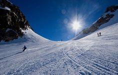 Mammoth Ski Resort.  Mammoth Lakes, California.