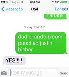 Even dads got involved. | Orlando Bloom Tried To Punch Justin Bieber And The Internet Has Reacted Brilliantly