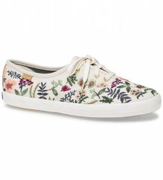9a7bfee22bf Embroidered Herb Garden Rifle Paper Co. × Keds® Collection