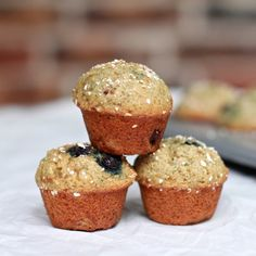 Super dense, sweet and comforting, these vegan mini muffins are topped with an oat crumble to really set them off!