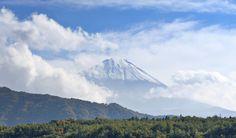 Tokyo Japan Mount Fuji